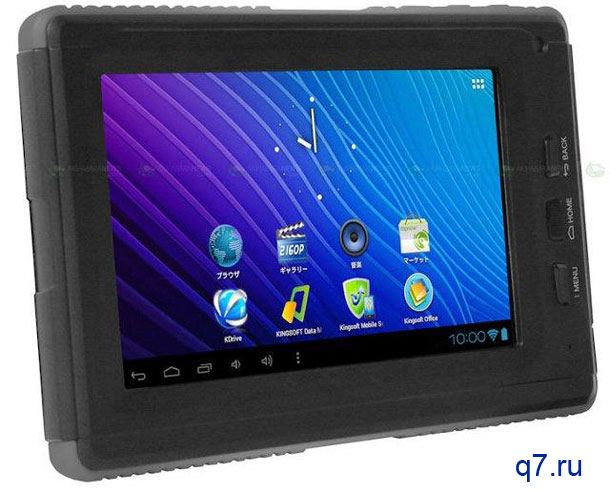 Водонепроницаемый Geanee Android Tablet